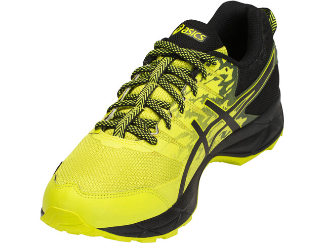 asics Gel-Sonoma 3 G-TX Hardloopschoenen Heren geel/zwart